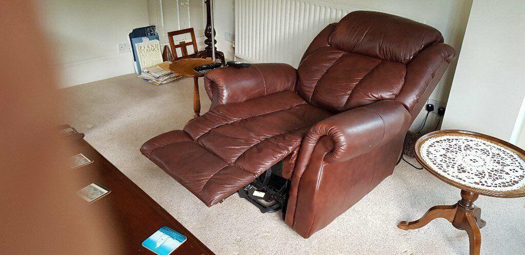 Electric armchair   in Farnham, Surrey   Gumtree