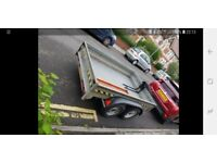 8ftx5ft sturdy trailer. Road legal