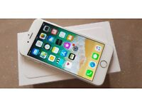 APPLE Iphone 6, UNLOCKED, white, amazing condition