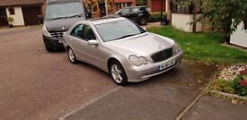 Mercedes C class perfect condition Automat tiptronic Bosse sound Swap for 7 seater Ml