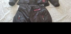 Ladies Size 12 Buffalo Waterproof Riding suit