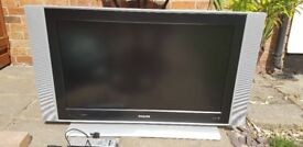38 inch Phillips FlatTV