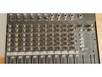 Mackie 1402 VLZ Pro mixer. Good condition.