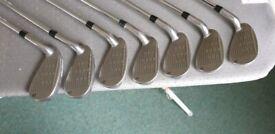Collector's set of Cleveland 792 VAS irons 3-PW steel regular flex.