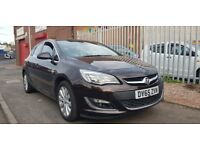 Vauxhall Astra 1.6 i VVT 16v Elite 5dr Perfect example 2015
