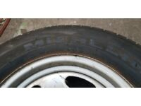 MICHELIN 225/70 R15 100S SPORT EPX M + S (NEW) Sportrak, Jeep Tyre