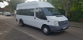 Ford Transit 2.2 TDCi 430 L High Roof Bus RWD 5dr (HDT, 17 Seat) 1 Owner Full History EXCELLENT COND