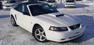 2001 FORD MUSTANG CABRIOLET 2 PORTES