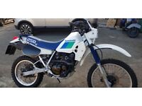 Kawasaki klr 250 good condition for age ex runner very economical