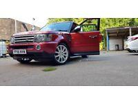 Range rover sport masive spec px audi x7 bmw x5 f10 520d vw touareg a4