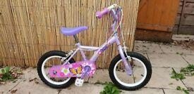 "Apollo petal 14"" girls bike"