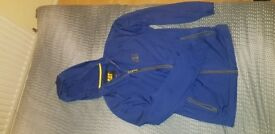 Caterpillar hooded jacket size M