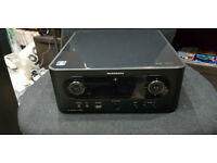 Marantz M-CR603 amplifier with CD, Internet Radio, Dab radio, MP3/USB. With remote and power cable
