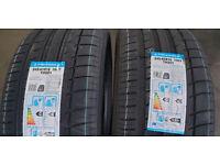 245 45 18 2 x NEW!! tyres Triangle Sportex TSH11 All Seasons