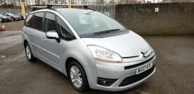 Citroen Grand C4 Picasso 1.8 i 16v VTR+ 5drFinance Available / Year MOT !
