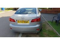 Lexus 220d 57 Plate Anyone interested in my lexus