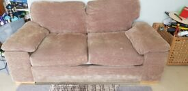 Sofa bed, very good condition, £55, collection only