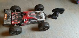 6months old nitro rc car
