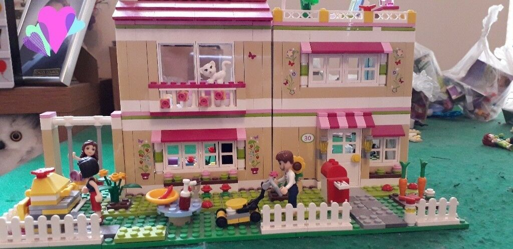 Lego Friends 3315 Olivias House In Bournemouth Dorset Gumtree