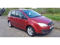 Ford Focus C-max 1.6 16v Zetec **12 MONTH MOT**Just had timing belt & water pump**Clean & Tidy