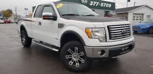 2010 FORD F-150 CABINE SUPER 4RM 145 PO XLT