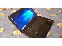 HP Compaq 15.6 Wireless Laptop Pc Amd E-300 Cpu/Amd Hd 6310 Graphic/4 Gb Ram/250 Gb Hdd/Office 2016