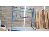 Vertical Storage Racking Warehouse/Retail Heavy Duty - Excellent condition