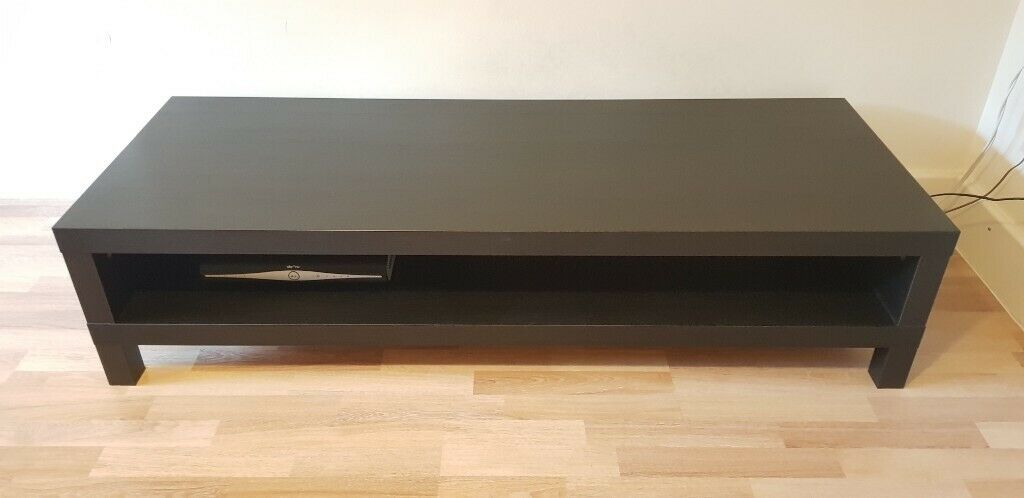Awesome Ikea Lack Tv Bench Black Brown Colour In Pristine Condition In Cardiff City Centre Cardiff Gumtree Ocoug Best Dining Table And Chair Ideas Images Ocougorg