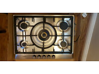 Bosch 5 Burner Gas Hob (PCQ715B90E) - Used (never plumbed in)