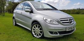 Mercedes-Benz B Class 1.7 B170 SE 5dr LOW MILEAGE+FULL SERVICE