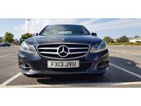 Mercedes-Benz, Facelift E CLASS, Saloon, 2013, Semi-Auto, 2143 (cc), 4 doors