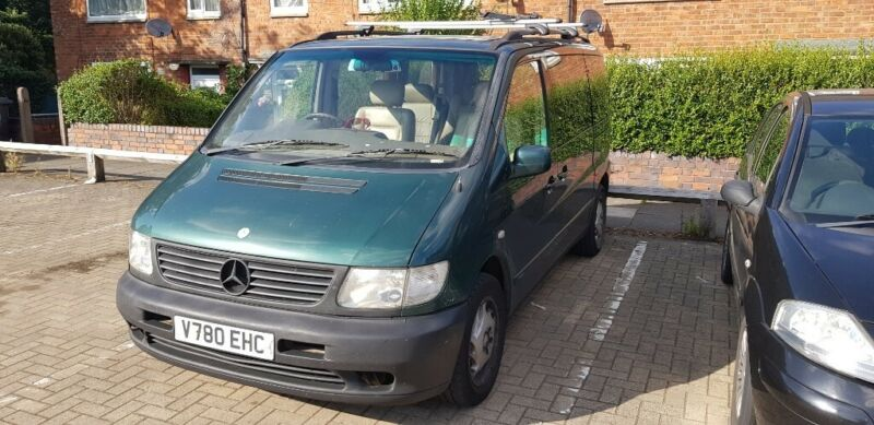 Mercedes Vito V220 Ambiente Auto garbox - SWAP OR SALE for sale  Leicester, Leicestershire