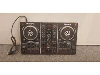 Used, NUMARK PARTY MIX 2-CHANNEL DJ CONTROLLER for sale  Perth, Perth and Kinross