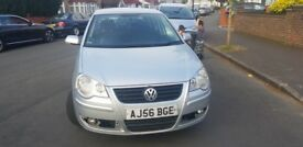 Vw polo 2006 automatic 5 door for sale