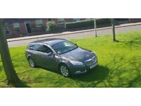VAUXHALL INSIGNIA 2.0 DIESEL SRI ( AUTOMATIC ) ( ANY OLD CAR PX WELCOME )