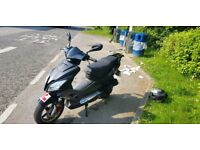 50cc Moped Direct Bike Viper