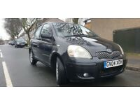 2004 Excellent condition Toyota Yaris 1.3 VVT i 16v CDX 5dr Petrol Automatic Only 2 Previous Owners