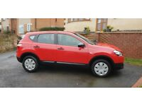 LOW MILEAGE QUASHQAI