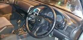 Subaru Impreza Nardi Steering Wheel & Bos 93-97
