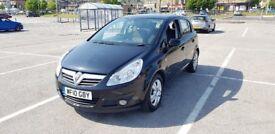 Vauxhall Corsa 1.0 i ecoFLEX 12v Energy 5 Door Hatchback (Black) - Low Mileage!