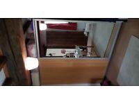 Large sliding doors wardrobe