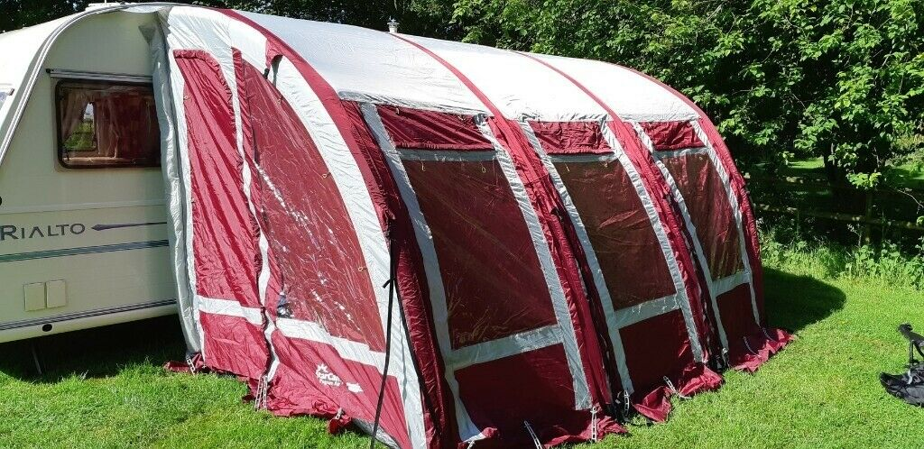 starcamp magnum air awning 390 | in Chesterfield ...