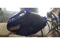 2001 Yamaha R1 5JJ Petrol Tank