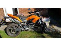 KSR moto tw 125cc