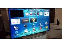 SAMSUNG UE40es8000 ,40inchULTRA HD 3D SMART TV. Nano Crystal Colour. Top Range.....BuiltInCamera