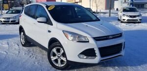 2014 Ford ESCAPE AWD SE / 1.6 L - TURBO / AC / NAVI. / BLT. / RÉ