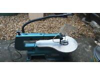 """Clarke CSS400C 16"""" variable speed scroll saw"""