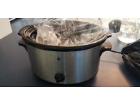 Brand new slow cooker for sale - bargain price.