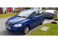 2007 VW FOX 1.2, ONLY 69K, 1 LADY OWNER, FULL VW SERVICE HISTORY, GROUP 1 INSURANCE!!