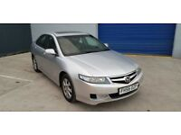 HONDA ACCORD 2.0 i-VTEC AUTO EX 4dr SALOON **FULL SERVICE HISTORY**HEATED LEATHERS**SAT NAVIGATION**